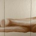 Sleeping Woman - 128x61cm