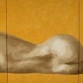 Reading Woman - 158x63cm