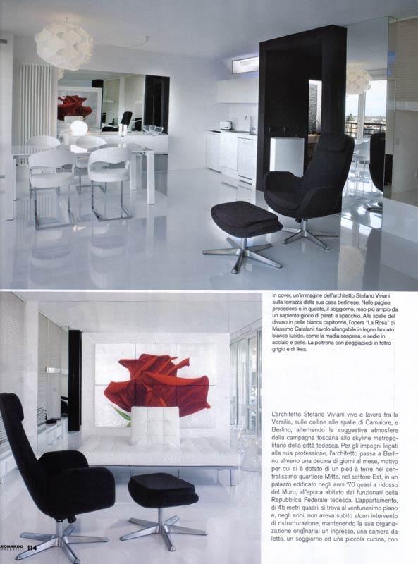 Articoli di rassegna stampa italiana ed internazionale for Case e stili